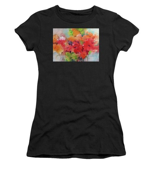 Flowers For Peggy Women's T-Shirt