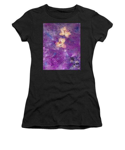 Flowers From The Garden Women's T-Shirt