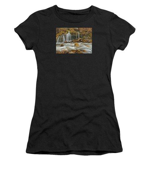 Flowing Water Women's T-Shirt