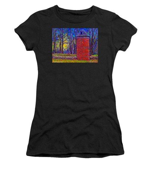 Floyd,virginia Tower Women's T-Shirt