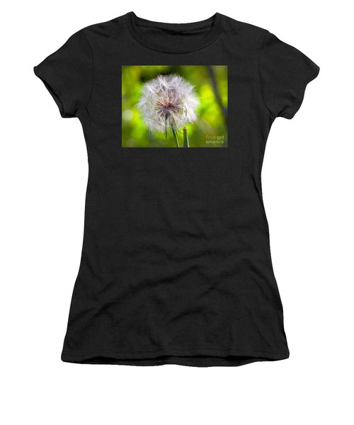 Fluffy Women's T-Shirt (Athletic Fit)