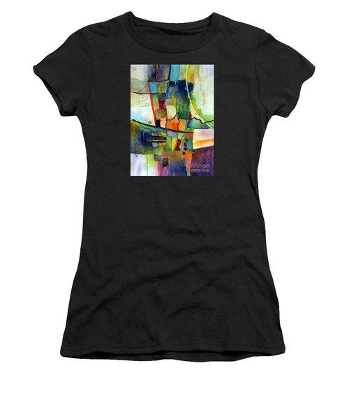 Fluvial  Mosaic Women's T-Shirt