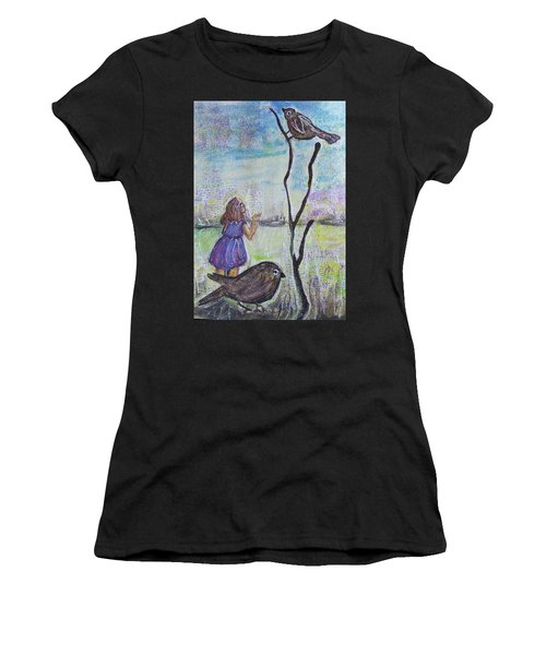 Fly, Fly Away Women's T-Shirt