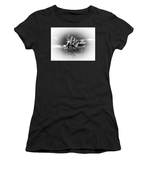 Fly The W Women's T-Shirt (Athletic Fit)