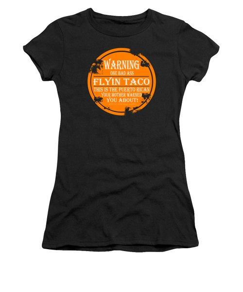 Flyin Taco Women's T-Shirt