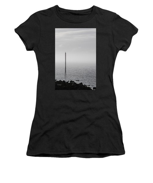 Fog On The Cape Fear River On Christmas Day 2015 Women's T-Shirt