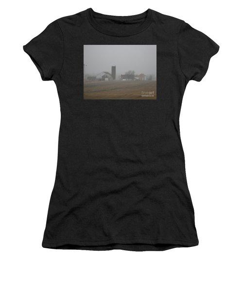 Foggy Evening Women's T-Shirt