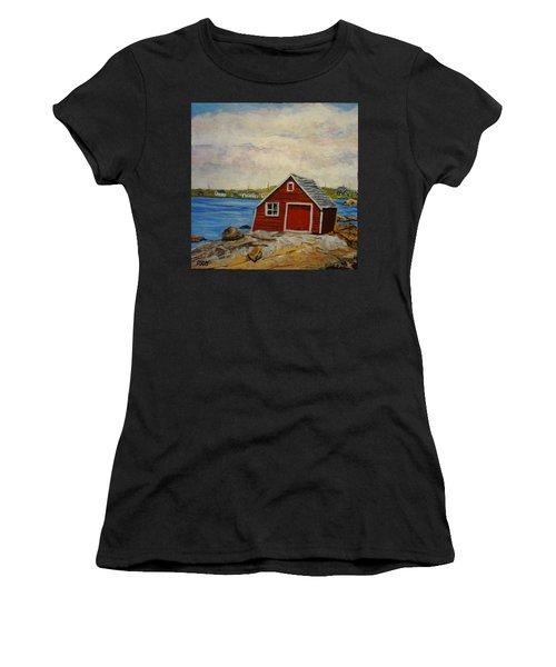 Fogo Women's T-Shirt (Athletic Fit)