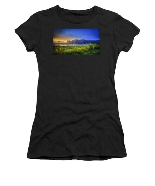 Fogy Sunrise  Women's T-Shirt