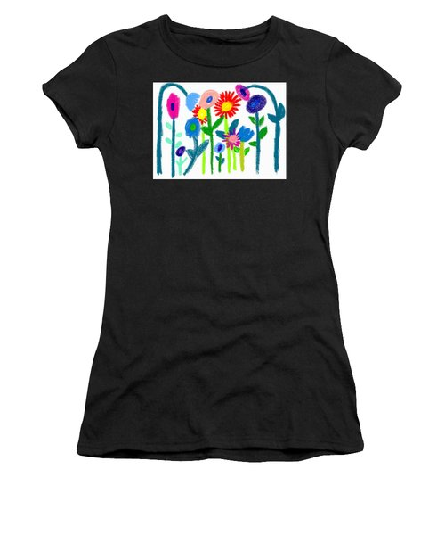Folk Garden Women's T-Shirt
