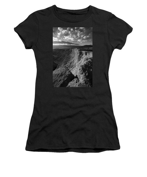 Font's Point Women's T-Shirt (Athletic Fit)