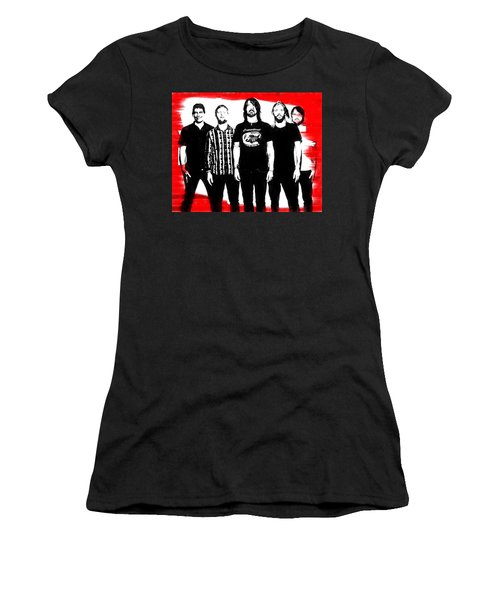 Foo Fighters Graphic Tribute Women's T-Shirt