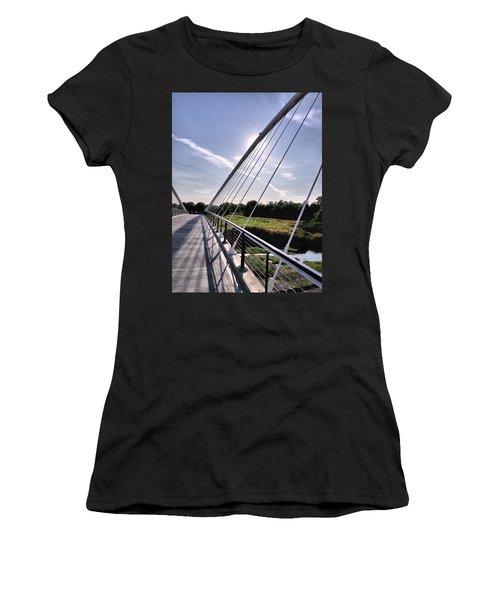 Footbridge 1 Women's T-Shirt