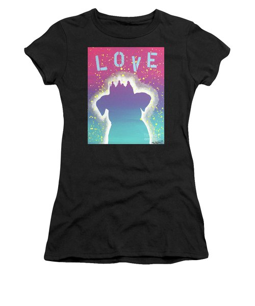 For The Love Of Pups Women's T-Shirt