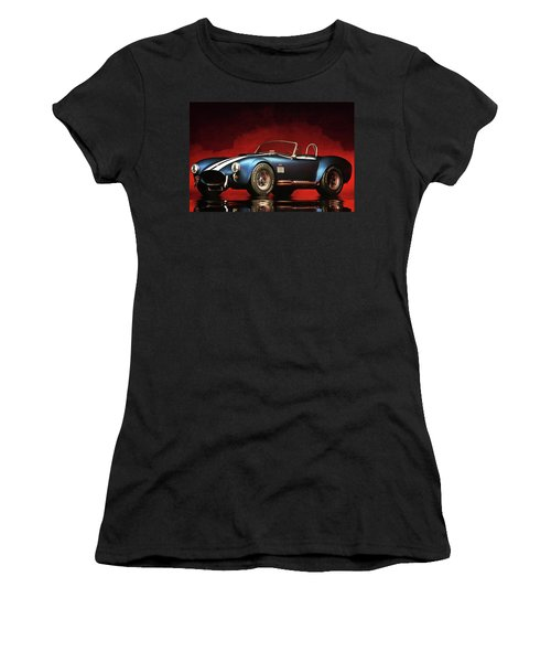 Ford Cobra Women's T-Shirt (Athletic Fit)