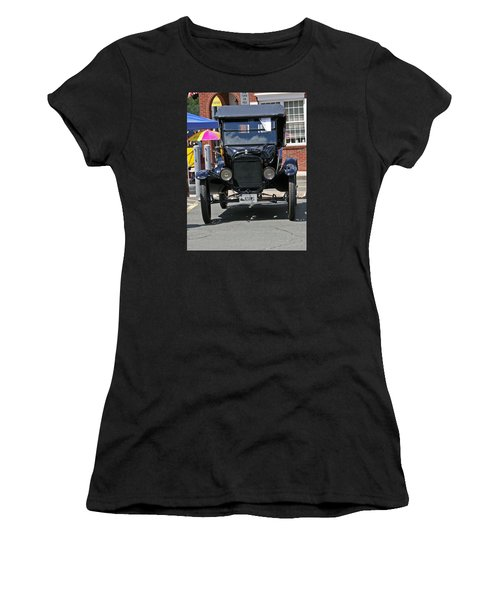Ford Model T 2 Women's T-Shirt (Athletic Fit)