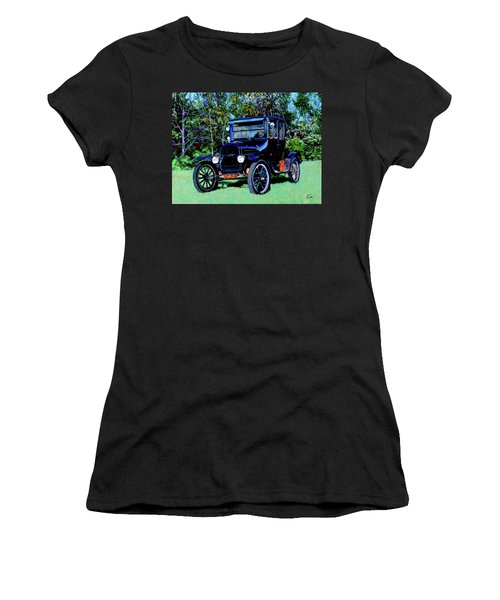 Ford Model T Women's T-Shirt (Athletic Fit)