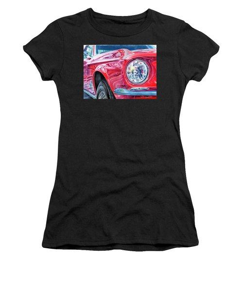 Ford Mustang Women's T-Shirt