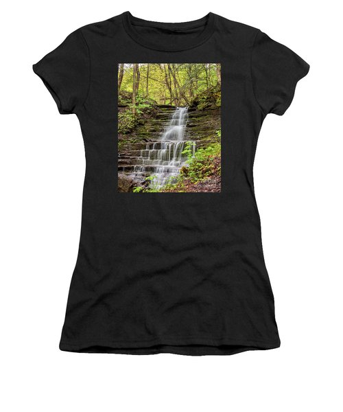 Forest Cascade Women's T-Shirt