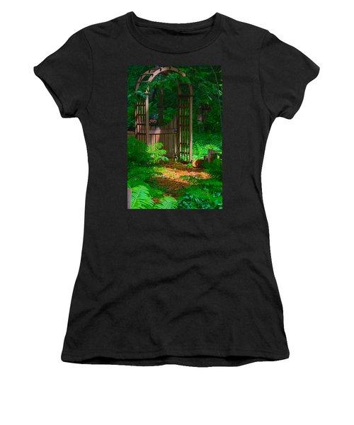 Forest Gateway Women's T-Shirt