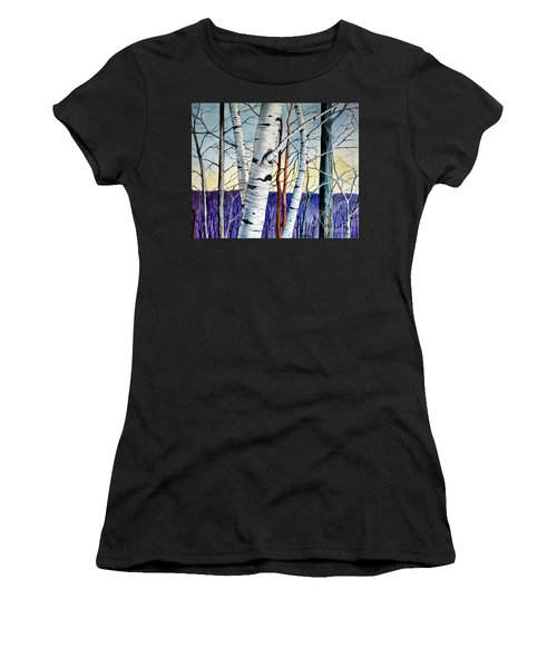 Forest Of Trees Women's T-Shirt