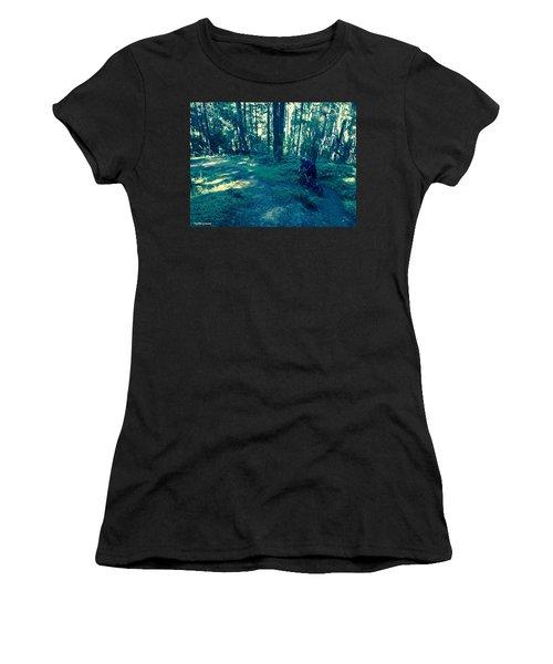Forest Ride Women's T-Shirt