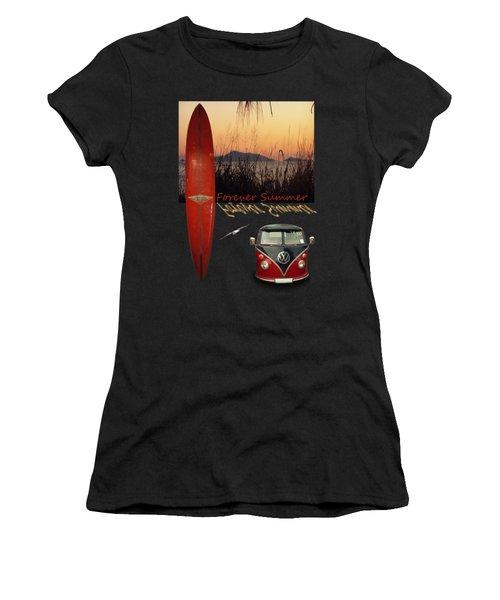 Forever Summer 1 Women's T-Shirt