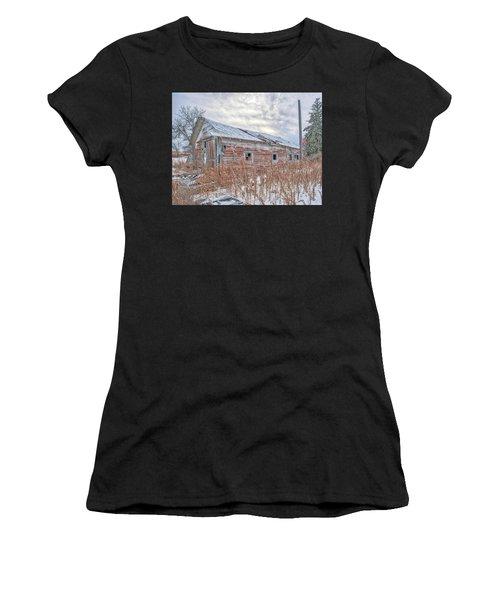 Forgotten Barn Women's T-Shirt
