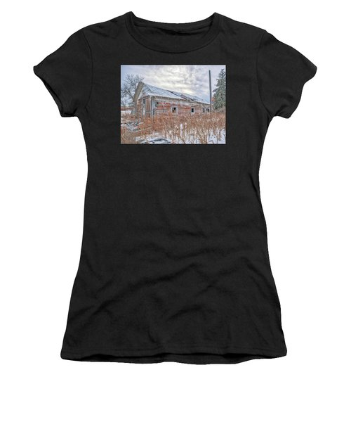 Forgotten Barn Women's T-Shirt