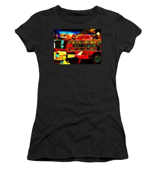 Forgotten British Toys Women's T-Shirt
