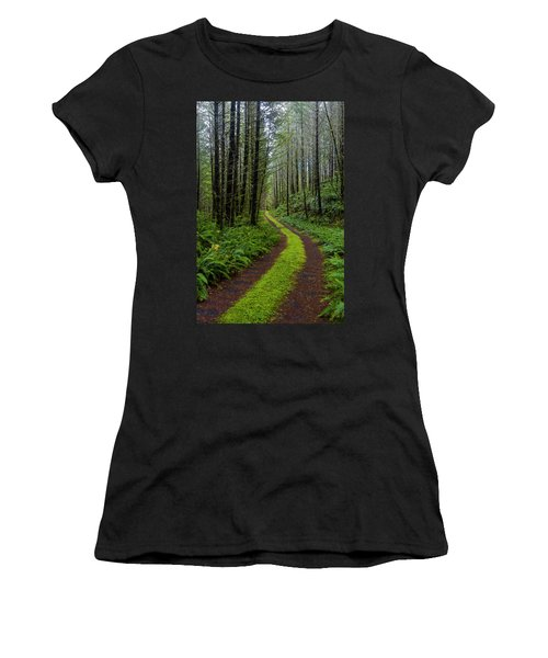 Forgotten Roads Women's T-Shirt
