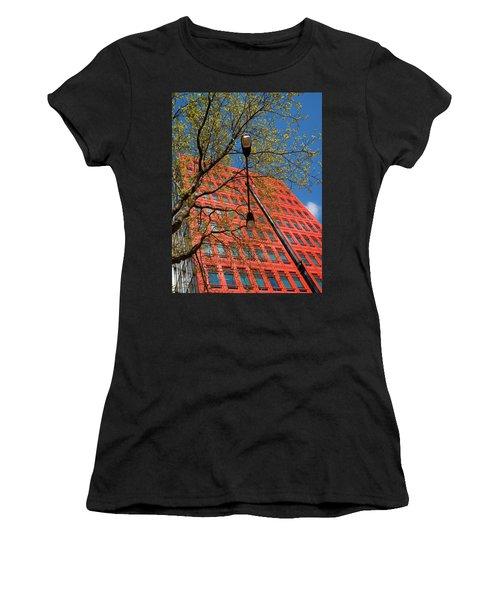 Women's T-Shirt featuring the photograph Formal Google by Stewart Marsden