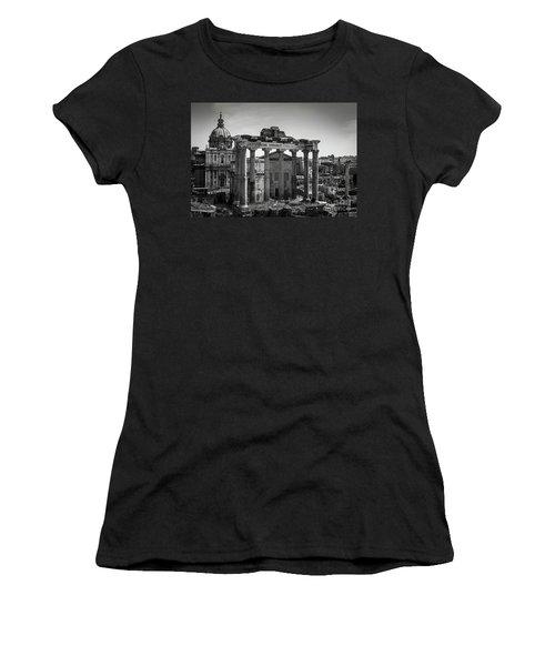 Foro Romano, Rome Italy Women's T-Shirt