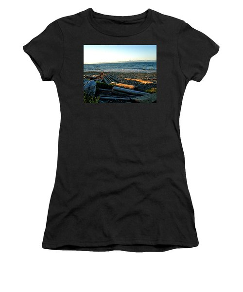Fort Driftwood - Vancouver Island - Bc Women's T-Shirt