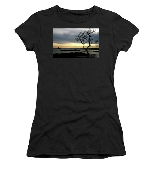 Fort Foster Women's T-Shirt (Athletic Fit)
