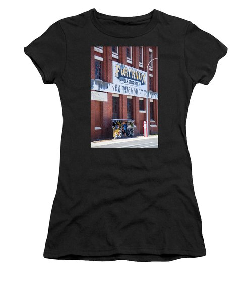 Fort Knox Women's T-Shirt (Athletic Fit)