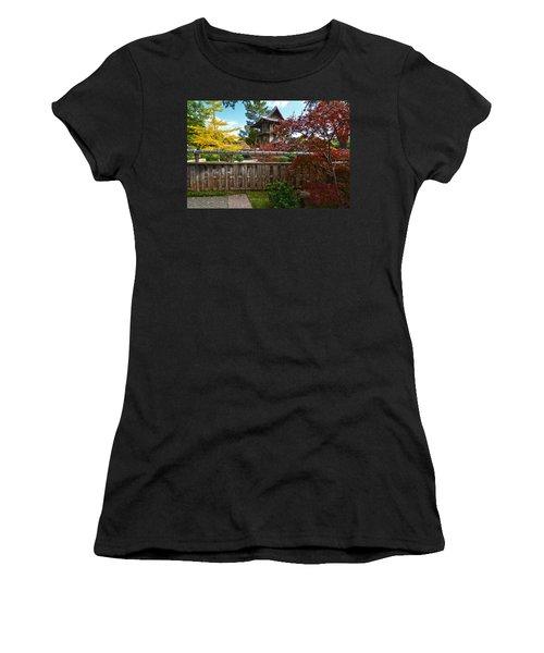 Fort Worth Japanese Gardens 2771a Women's T-Shirt