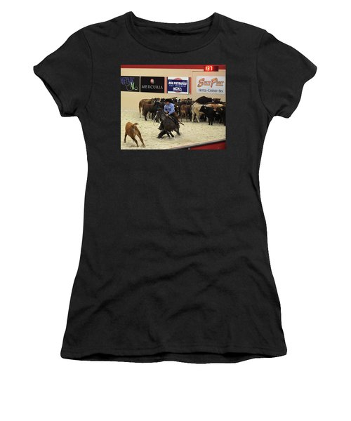 4 Important Factors Women's T-Shirt (Junior Cut) by John Glass