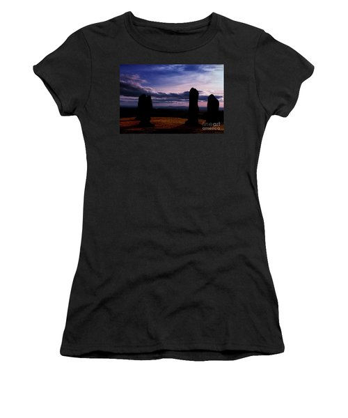 Four Stones Clent Hills Women's T-Shirt (Athletic Fit)