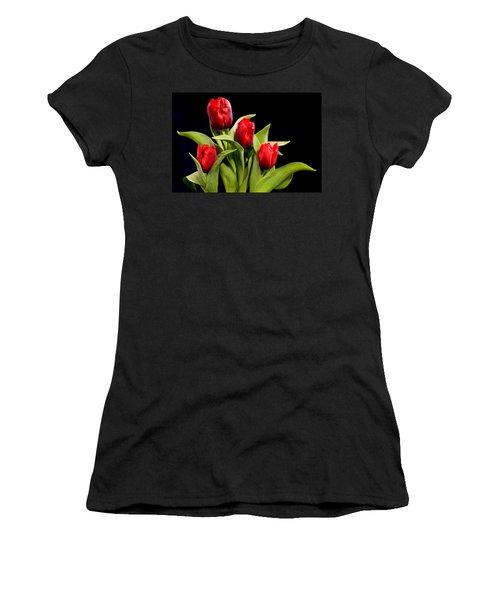 Four Tulips Women's T-Shirt