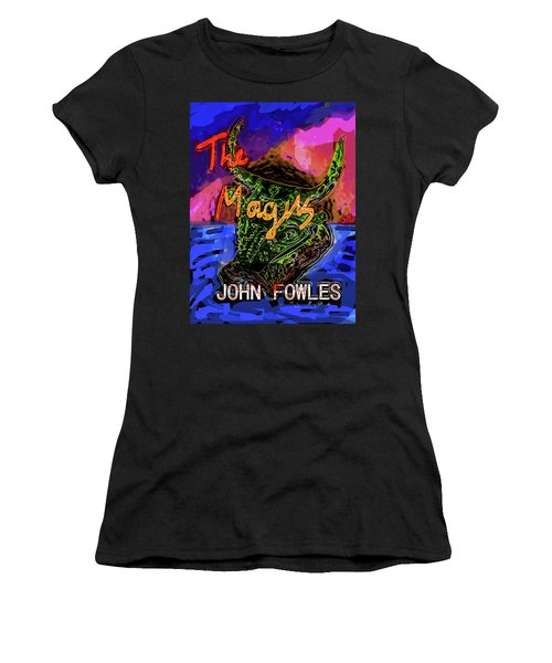 Fowles Magus Poster  Women's T-Shirt