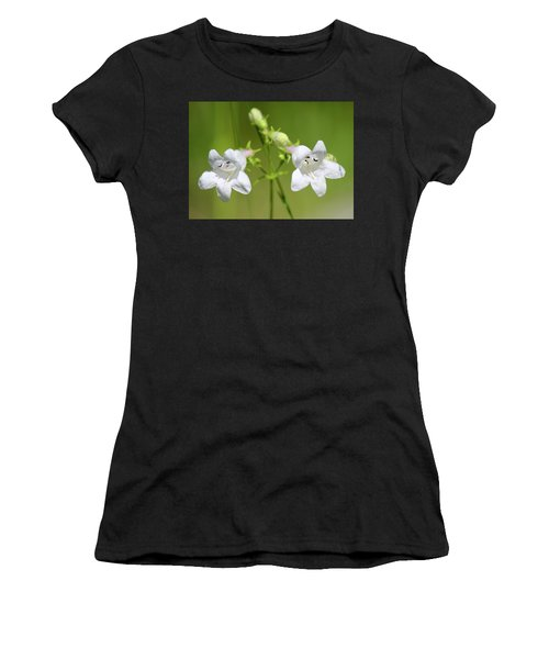 Foxglove Beardtongue Women's T-Shirt (Athletic Fit)