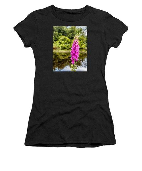 Foxglove In Flower Women's T-Shirt