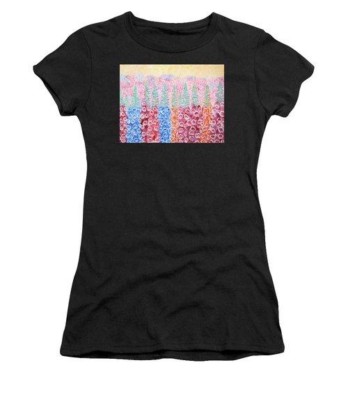 Foxgloves Women's T-Shirt
