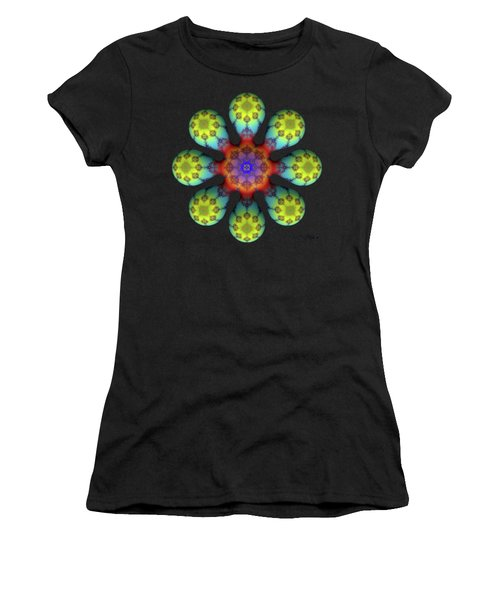 Fractal Blossom 4 Women's T-Shirt