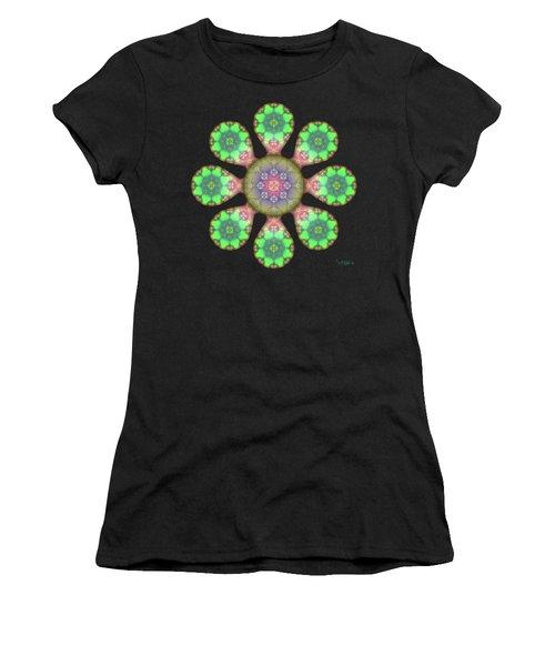 Fractal Blossom 5 Women's T-Shirt
