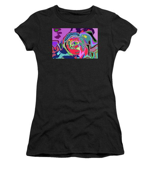 Fragrance Of Color  Women's T-Shirt