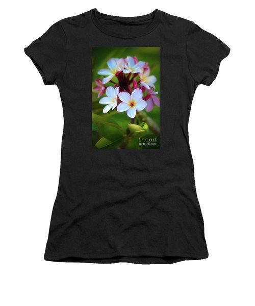 Fragrant Sunset Women's T-Shirt (Athletic Fit)