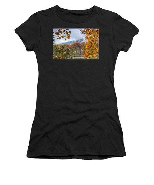 Framed By Fall Women's T-Shirt
