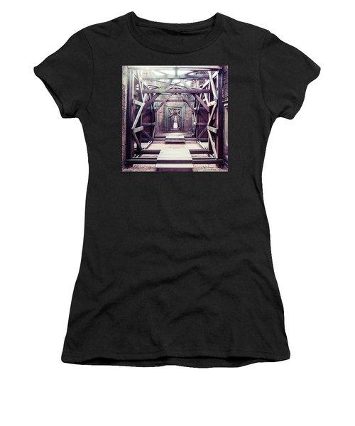 Framework Women's T-Shirt (Junior Cut) by Joseph Westrupp
